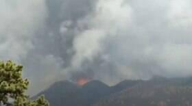 Explosão de vulcão provoca ondas de choque; veja vídeo