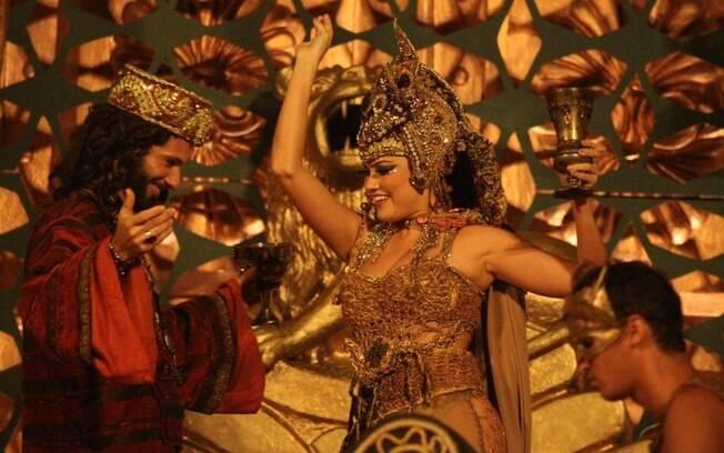 Ellen Roche interpreta Herodíades