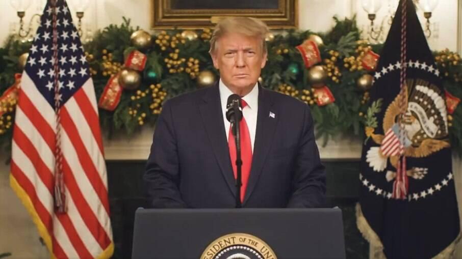 Presidente norte-americano cogitou enviar infectados pelo novo coronavírus à prisão de Guantánamo