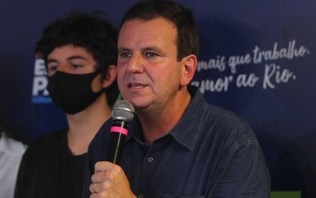 Eduardo Paes ganhou a disputa com Marcelo Crivella para a Prefeitura do Rio