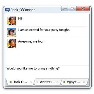 Facebook Messenger já está disponível para download em máquinas com Windows 7