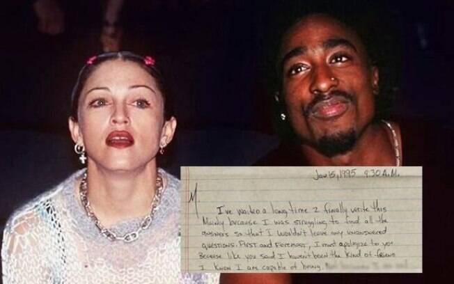 Madonna e Tupac