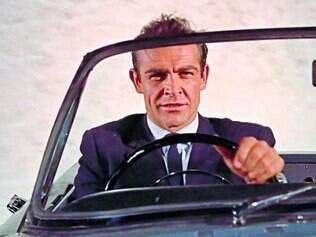 Performance de Connery é referência para todos os atores que viveram 007