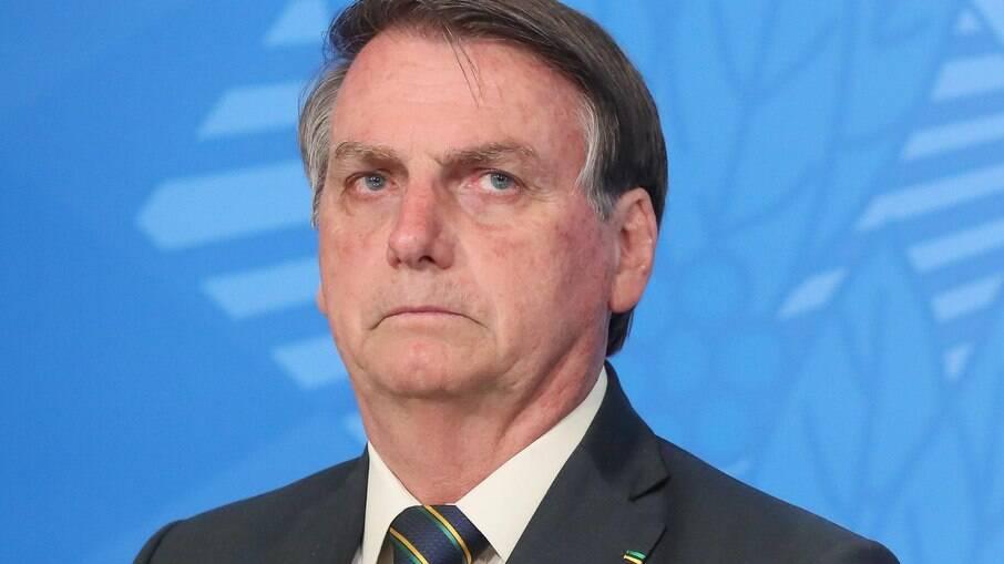 Bolsonaro afirma que foi