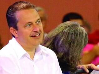 PSB aposta no fim da polarização com a presença de Eduardo Campos