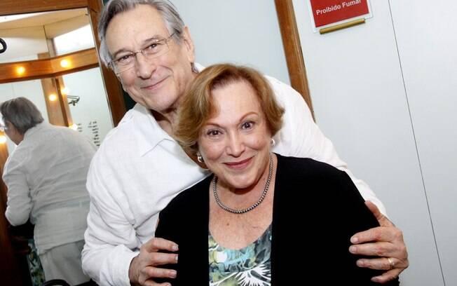 Nicette Bruno e Paulo Goulart: quer casal mais fofo que esse?