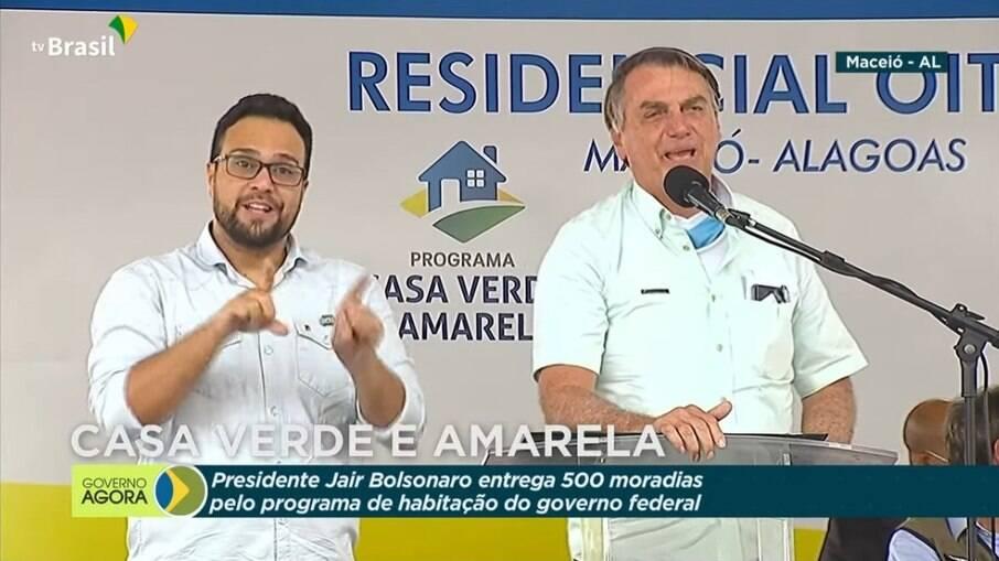 Bolsonaro chamou ex-presidente Lula de