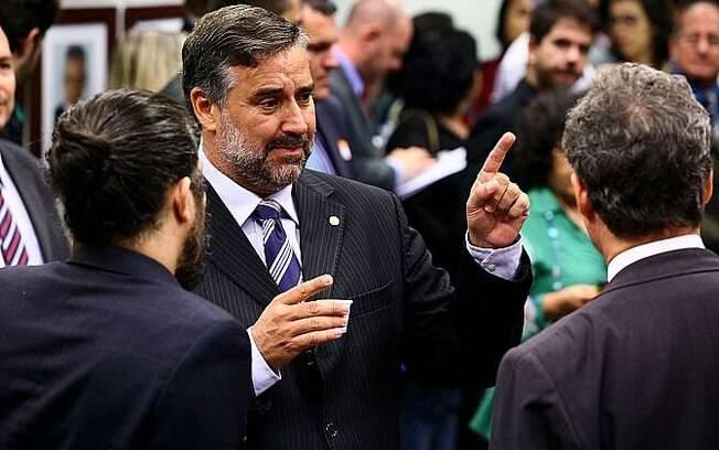 Deputado Paulo Pimenta, do PT do Rio Grande do Sul