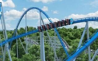 Montanha-russa de 146 km/h será atração de parque nos Estados Unidos em 2020