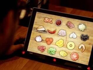 Pizza Hut testa aplicativo em que usuário faz escolhas com os olhos