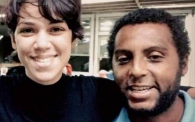Luiza e Bruno namoravam há cerca de um ano