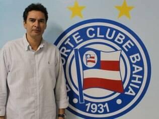 Alexandre Faria foi anunciado como reforço baiano pelo site do clube