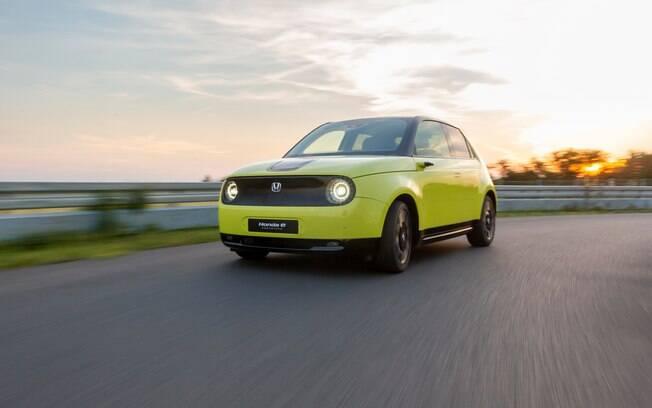 A Honda já apresentou seu conceito Urban.e previsto para 2024 em vários países