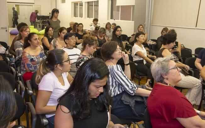 """Inclusão: """"Convidamos homens para participar de algumas palestras para entenderem esses desafios da mulher"""""""