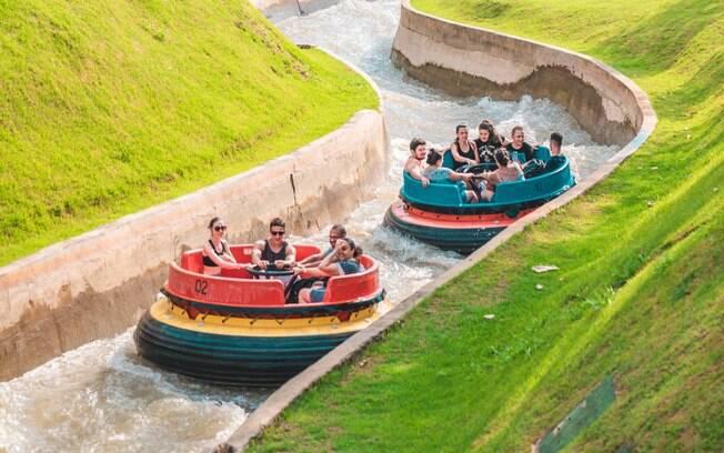 O parque temático voltou a abrir as fronteiras e terá programação especial para o feriado do Dia das Crianças