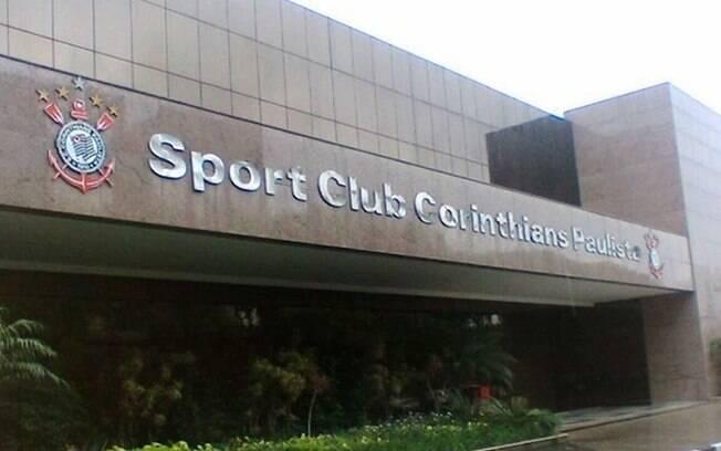Sede do Corinthians, na zona leste de São Paulo