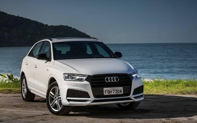 Audi Q3 Black Edition: Após retoques no visual, o SUV ganha componentes da linha esportiva S Line