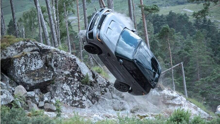 Range Rover Sport SVR vai aparecer em cenas de bastante ação nas telas do cinema a partir do próximo dia 30
