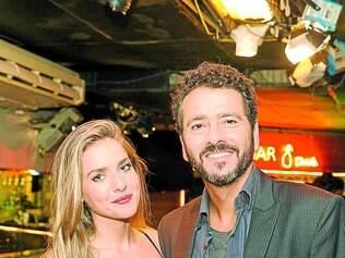 """Elenco. Marcos Palmeira e Monique Alfradique integram o elenco da série """"A Segunda Vez"""""""
