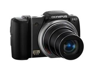 Câmera Olympus SZ-10 permite tirar fotos em 3D