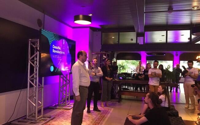 O evento de lançamento contou com a presença da nata da classe política de Gramado, o prefeito João Alfredo de Castilhos Bertolucci  o seu vice Evandro Moschem