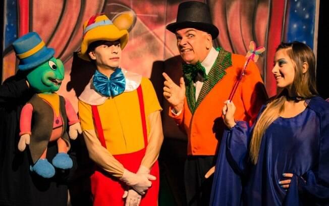 Teatro de Campinas oferece espetáculos infantis de graça no domingo
