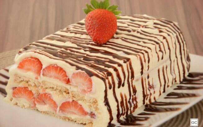 Pav de chocolate branco: cinco opes para inovar na sobremesa