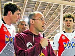 Posição firme. Diretor técnico da UFJF, Maurício Bara foi contra o torneio para definir queda