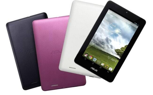 MemoPad, tablet de 7 polegadas da Asus, chega ao Brasil por R$ 700