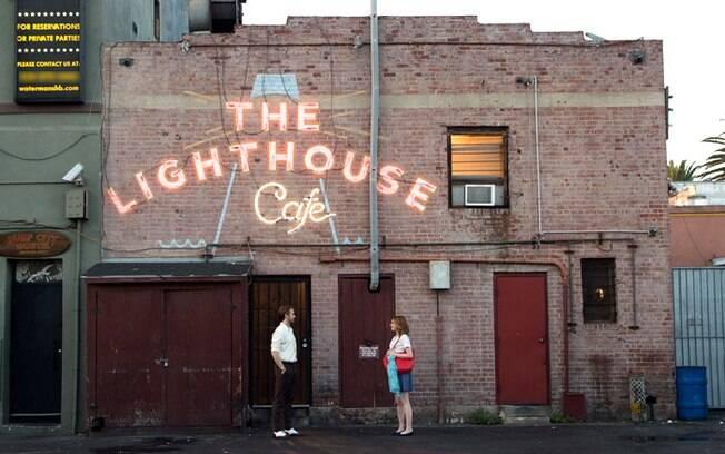 Foi no The Light House Café que o personagem Sebastian levou Mia para ouvir jazz pela primeira vez e você pode ir até lá