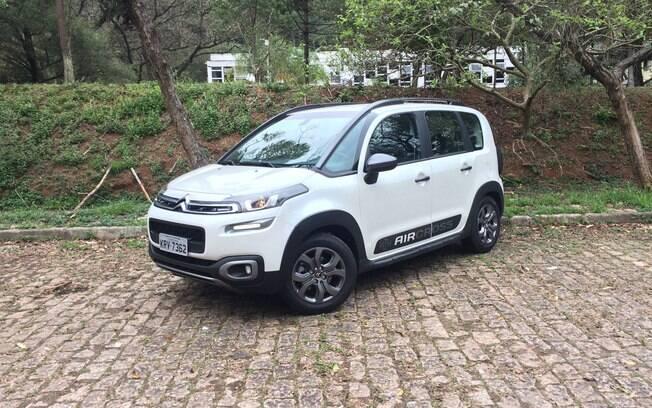 Citroën Aircross não conquistou o mercado, algo que não pode acontecer com o Citroën C4 Cactus