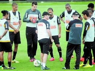 Meta alvinegra. Grupo tem o desejo de voltar a mostrar o futebol da Libertadores do ano passado e sabe que tem condições de brigar por outras competições ainda no segundo semestre desta temporada