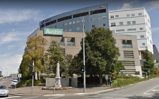 O caso aconteceu no hospital Austin Health, em Melbourne, na Austrália