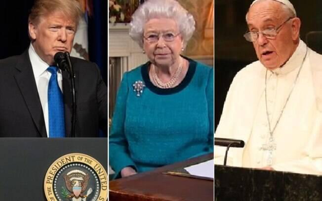 Trump, que era admirado pelo atirador da Nova Zelândia, lamentou, assim como a rainha Elizabeth II e o papa Francisco