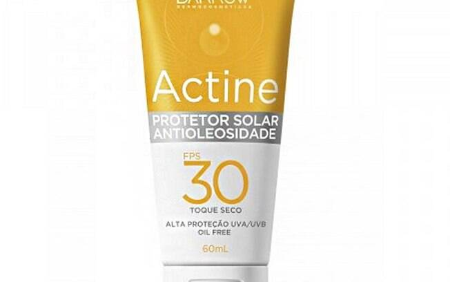 Actine FPS30 Darrow - Protetor Solar Antioleosidade - 60ml