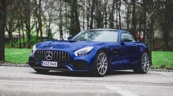 Valtteri Bottas coloca Mercedes-AMG GT à venda por R$ 1,2 milhão