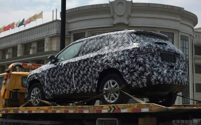 O novo Jeep Compass será o terceiro modelo a ser produzido na fábrica em Goiana (PE).