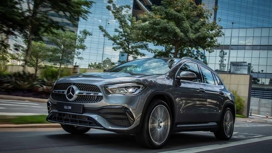 Mercedes-Benz GLA: antes nacional, modelo será importado da Alemanha na linha 2021