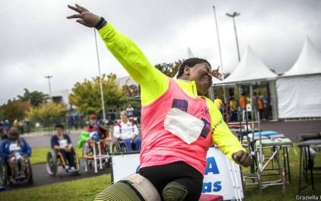 Roseane usou o esporte para vencer o preconceito e se tornou campeã do mundo