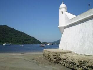 Forte São João, Bertioga