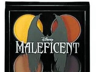 """Quarteto de sombras da coleção """"Maleficent"""", da M.A.C, R$ 166"""
