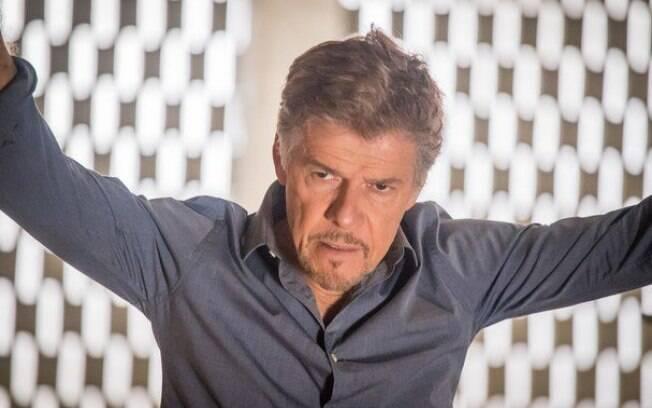 José Mayer foi acusado de cometer assédio sexual com uma figurinista da Rede Globo