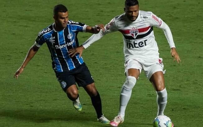 No jogo de ida, o Grêmio venceu por 1 a 0 o Tricolor paulista