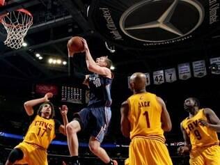 Com 24 pontos, Al Jefferson foi o grande nome da vitória do Charlotte Bobcats