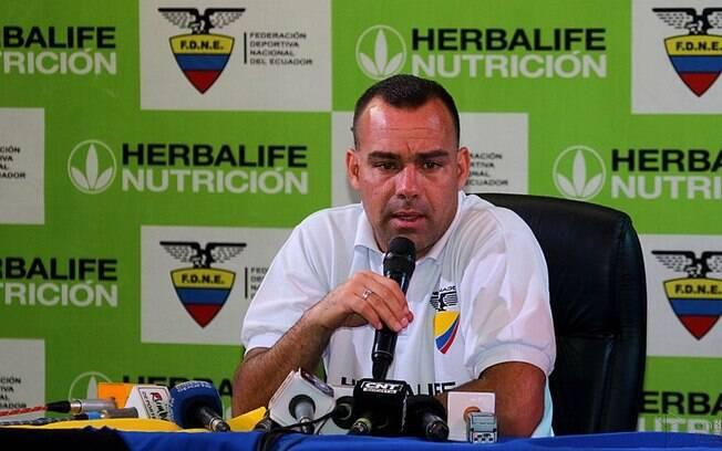 Dudamel será o novo técnico do Atlético-MG
