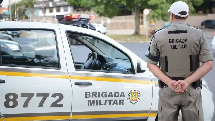 Brigada Militar, como é chamada a Polícia Militar do RS