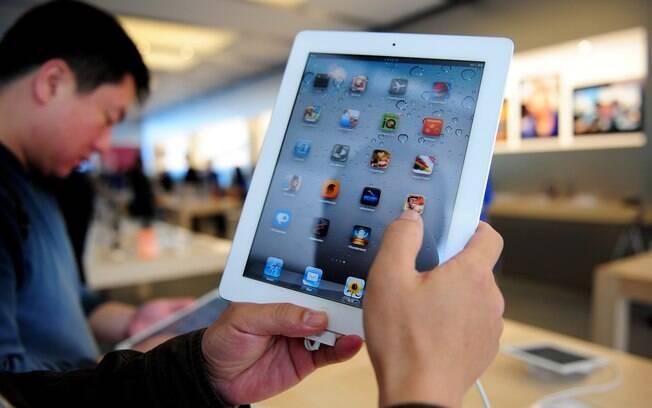 iPad 2: opção para todos os públicos