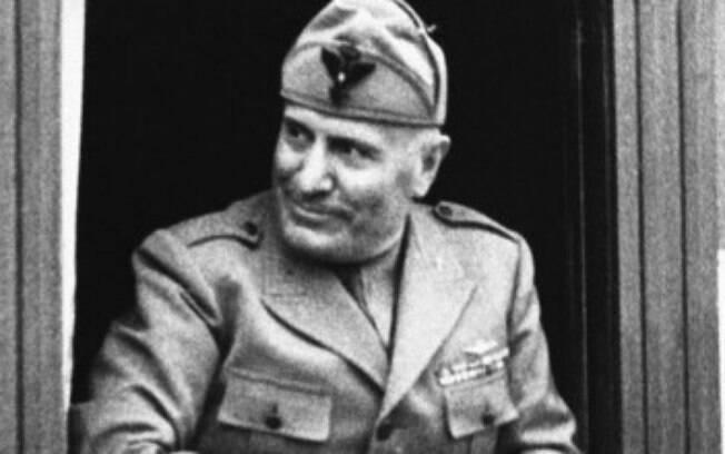 Benito Mussolini, o 'Il Dulce' (O Líder)