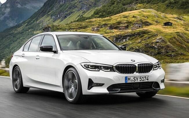BMW Série 3: as vendas de um ano inteiro (363 mil unidades) equivalem à diferença entre o Toyota Corolla e o Honda Civic.