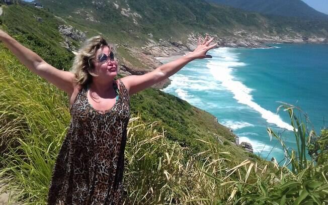 A atriz Desireé Vignoli morreu aos 52 anos no Rio de Janeiro